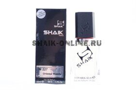 Аромат Amouage Interlude Man - Shaik № 227